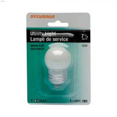 White 7.5 Watt E26 Medium S11 Incandescent Bulb