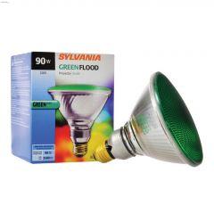 90 Watt E26 Med PAR38 Reflector Halogen Bulb