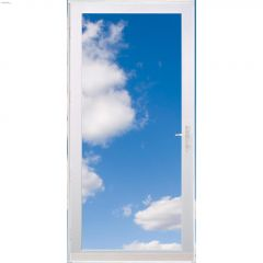 "32"" x 80"" Northern Full Lite Storm Door"