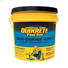 Fastset Gray To Gray-Brown 9 kg Non Shrink Grout