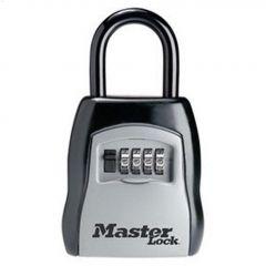 "3-1/4"" Metal Body Portable Lock Box"
