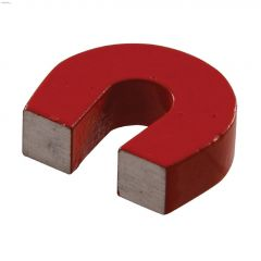 "1-1/8"" x 1"" Magnetic Horseshoe-1/Pack"