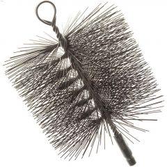 "Supersweep 7"" x 11"" Round Wire Chimney Brush"