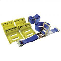 ATV Wheel Chock Tie-Down Strap Kit