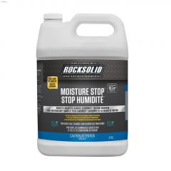 RockSolid 3.78 L Can Clear Moisture Stop