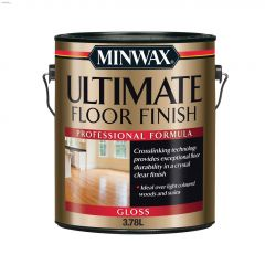 1 gal Gloss Crystal Clear Ultimate Floor Finish