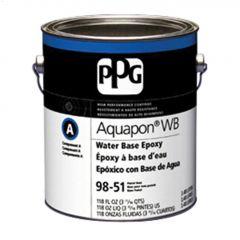 Aquapon WB 4 L Gloss White Componenet A Water-Based Epoxy