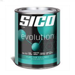 Sico Evolution 946 mL Flat White Latex Ceiling Paint