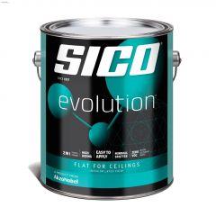 Sico Evolution 3.78 L Flat White Latex Ceiling Paint