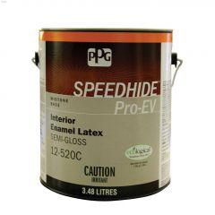 Speedhide 1 gal Semi Gloss Midtone Interior Latex Paint