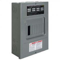 100A 8/8 Circuit Load Center Sub Panel