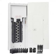100A 60/30 Circuit White Load Center Sub Panel
