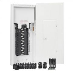 200A 60/30 Circuit White Load Center Sub Panel