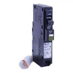 1 Pole 15A Pigtail Neutral Comb Arc Fault Circuit Breaker
