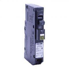 1 Pole 15A Plug-In Neutral Comb Arc Fault Circuit Breaker