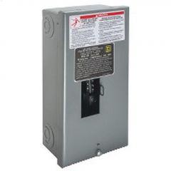 100A 2/2 Circuit Gray Load Center Sub Panel
