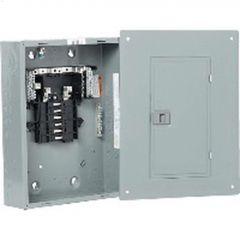 100A 24/12 Circuit Gray Load Center Sub Panel