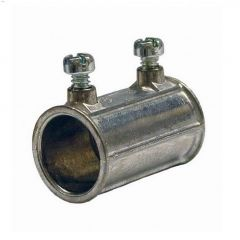 "3/4"" Set Screw Zinc Coupling"