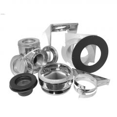 """SuperVent 7\"""" Wall Support kit"""