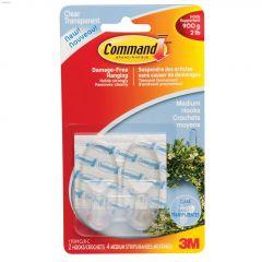 Command Clear Medium Hook