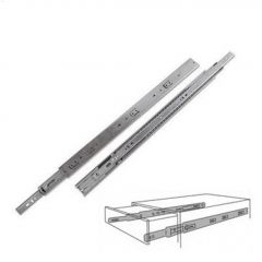 "16"" Soft Close Ball Bearing Drawer Slide"