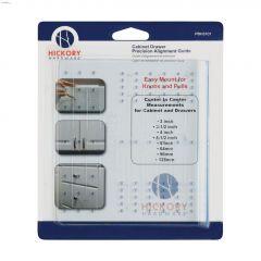 """6"""" Cabinet Hardware & Drawer Mounting Kit"""