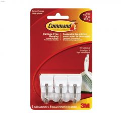 Command™ Small Wire Hook