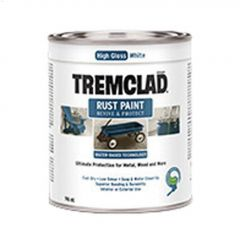 Tremclad® 946 mL Can Gloss Water-Based Rust Paint