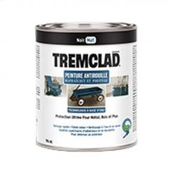 Tremclad® 946 mL Can Flat Water-Based Rust Paint