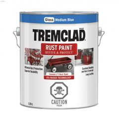 Tremclad® 3.78 L Can Gloss Oil-Based Rust Paint
