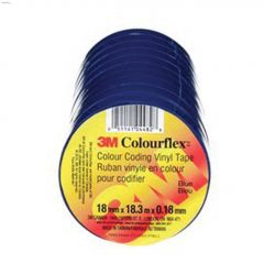 "Colourflex™ 60' x 3/4"" Electrical Tape"