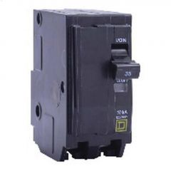 2 Pole Standard Plug-In Miniature Circuit Breaker