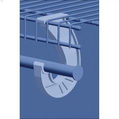 SuperSlide Closet Rod Support