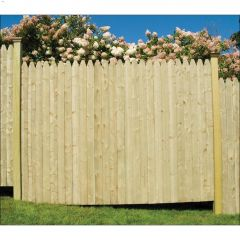 6' x 8' Privacy Fence Panel