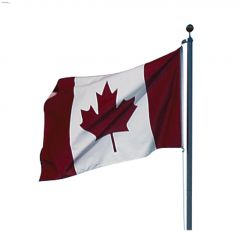"18"" x 36"" Canadian Flag"