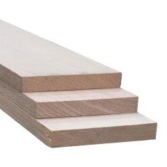 1/2 x 4 x 3' Oak Board