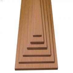 1 x 5 x 4' Oak Board