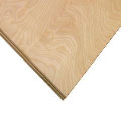 "1/2"" x 2' x 4 ' Cut Birch Plywood"