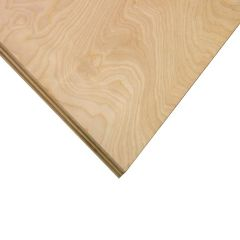 "1/2"" x 4' x 4 ' Cut Birch Plywood"