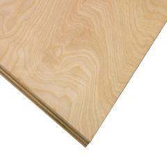 "1/4"" x 2' x 4 ' Cut Birch Plywood"