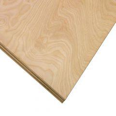 "3/4"" x 4' x 4 ' Cut Birch Plywood"