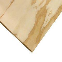 """1/4"""" x 4' x 4' Cut Good One Side Plywood"""