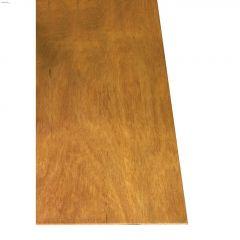 """1/4"""" x 2' x 4' Cut Meranti Plywood"""