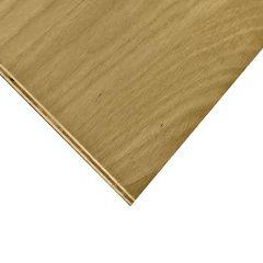 "1/2"" x 2' x 4' Cut Oak Plywood"