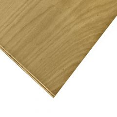 "1/2"" x 4' x 4' Cut Oak Plywood"