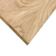 "3/4"" x 2' x 4' Cut Oak Plywood"