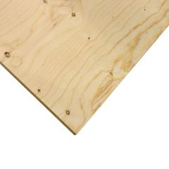 "3/8"" x 2' x 4' Cut Spruce Select Plywood"