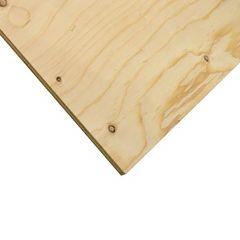 """3/8"""" x 4' x 4' Cut Standard Plywood"""