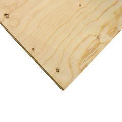 """5/8"""" x 4' x 4' Cut Standard Plywood"""