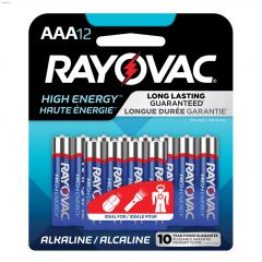 Rayovac AAA Batteries-2/Pack